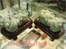Tỳ Hưu Ngọc Phỉ Thúy (Tỳ Hưu Cẩm Thạch), tuyệt đẹp và giá trị bậc nhất