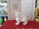 Tỳ Hưu Bắc Kinh Trắng BKT-S