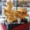 Ngựa kéo vàng Y199