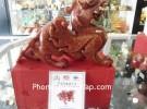 Tỳ Hưu Tiêu Ngọc Đỏ K003