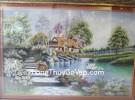 Tranh phong cảnh làng quê TPC02