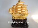 Thuyền buồm vàng H454G