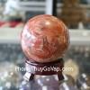 Qủa cầu đá hồng ngọc bích HM159-S5-6178