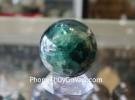 Quả cầu dạ quang xanh tím HM160-S5-3490