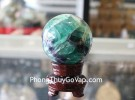 Quả cầu dạ quang xanh tím HM160-S5-3750