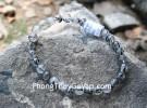 Chuỗi thạch anh tóc đen Braxin 6li 30bi S6221-S5-316