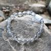 Chuỗi thạch anh tóc đen A+ Braxin 8li 23bi S6222-S5-1222