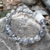 Chuỗi thạch anh tóc đen A+ Braxin 10li 18bi S6222-S5-2419