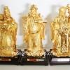 Tam đa Phúc Lộc Thọ vàng lớn G155A