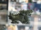 Rồng đá Lam Ngọc mini GM041