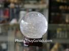 Quả cầu thạch anh trắng GM148-S5-3548