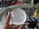Quả cầu thạch anh trắng GM148-S5-8376
