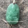 Phật đá ngọc đông linh tuổi Thìn + Tỵ ( Phổ Hiền Bồ Tát ) S6338-4