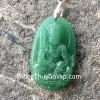 Phật đá ngọc đông linh tuổi Mão ( Văn Thù Bồ Tát ) S6338-3