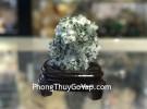 Bông thạch anh ưu linh xanh H101- 4650