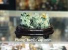 Bông thạch anh ưu linh xanh H101- 9841