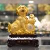 Chó sa kim hồ lô vàng C022A
