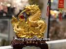 Rồng vàng phun ngọc C077A