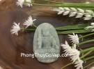Phật bản mệnh phỉ thúy nhỏ tuổi Dậu S6640-7