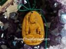 Phật bản mệnh đá mắt mèo – Dậu ( Bất Động Minh Vương ) S6842-7