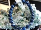 Chuỗi thạch anh tóc xanh biển A+++++ S6755-S5-3522