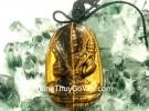 Phật bản mệnh đá mắt mèo trung – Sửu, Dần ( Hư Không Tạng Bồ Tát) S6842-2