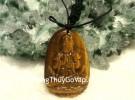 Phật bản mệnh đá mắt mèo – Mùi, Thân ( Như Lai Đại Nhật ) S6842-6
