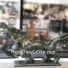 Rồng xanh lam ngọc trung GM039
