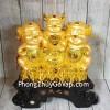 Tam tiên heo vàng trên đống tiền LN028