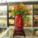 Binh Hoa Mau Don Y244 02 150x150 Bình mẫu đơn đỏ Y244