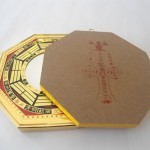 bat quai go lom 6in 02 150x150 Bát quái gỗ sơn vàng lõm K1209