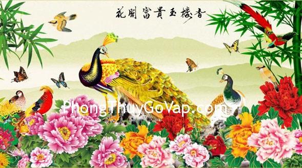 y nghia cua bieu tuong dan chim Ý nghĩa của biểu tượng đàn chim