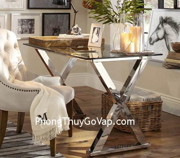 lua chon ban lam viec phu hop1 Lựa chọn vật liệu chế tạo bàn làm việc phù hợp (P2)