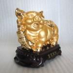 H384G 01 150x150 Bộ 12 con giáp vàng – Hợi H384G