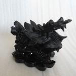 HM078 2 150x150 Rùa đầu rồng đá Hắc Ngà HM078