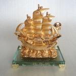 H451G.1 150x150 Thuyền buồm vàng H451G