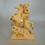 K008M 150x150 Khỉ ôm ấn vàng K008M