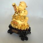 K016M 2 150x150 Khỉ hũ tiền vàng K016M