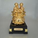K028M 150x150 Gia đình khỉ túi vàng K028M