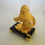 K065M 1 150x150 Khỉ thần tài kéo túi vàng K065M