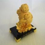 K065M 2 150x150 Khỉ thần tài kéo túi vàng K065M