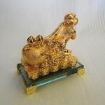K078M 1 150x150 Khỉ may mắn kéo túi vàng K078M