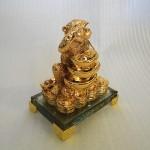 K088M 1 150x150 Khỉ vàng ôm tháp nguyên bảo K088M