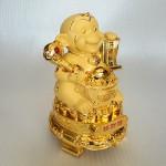 K101M 1 150x150 Khỉ thần tài như ý vàng K101M