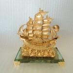 K166M 150x150 Thuyền buồm vàng nhỏ K166M