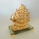 K166M.1 150x150 Thuyền buồm vàng nhỏ K166M
