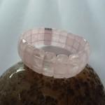 S6084.2 150x150 Chuỗi thạch anh hồng hạt dẹp lớn S6084