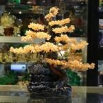 KC035.1 150x150 Cây phong thủy luân thạch anh vàng lớn KC035