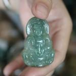 s6322 150x150 Phật quan âm ngọc phỉ thúy xanh đậm S6322