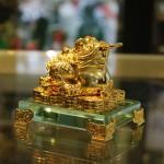 IMG 8716 150x150 Thiềm thừ vàng nhỏ K149M